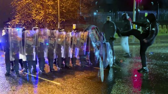 Sukob u Belfastu