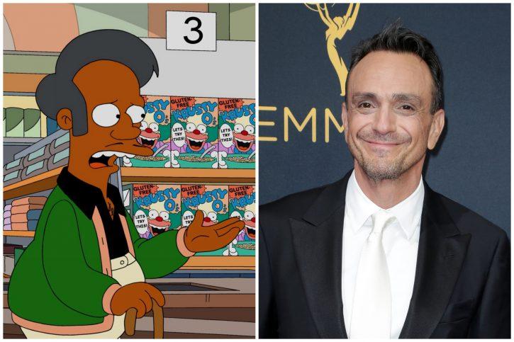 Apu, Simpsons, Henk Azaria