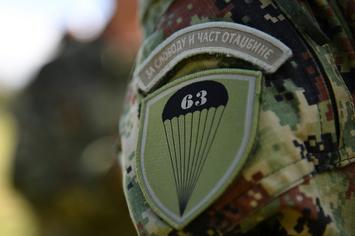 63. padobranska brigada, padobranci, padobranac
