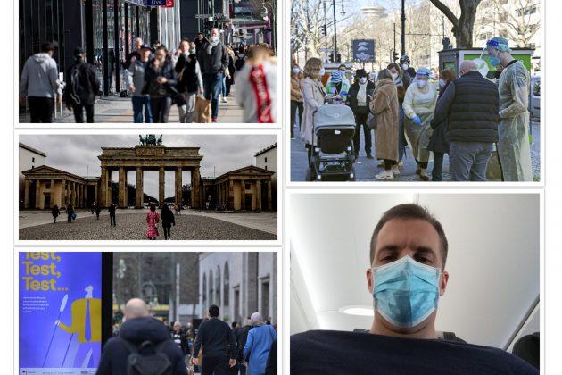 Berlin i koronavirus