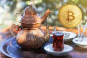 Čaj, bitkoin