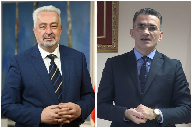 zdravko krivokapić i vladimir leposavić