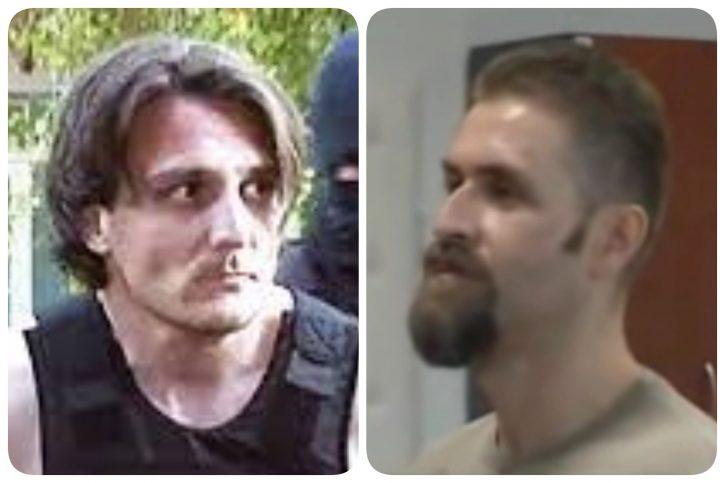 Miloš Simović i Sretko Kalinić
