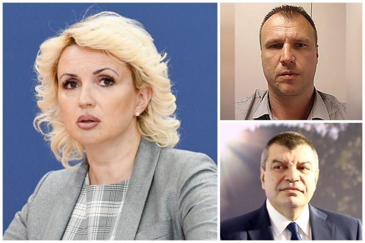 Bojan Kisić, Darija Kisić Tepavčević i Milorad Grčić