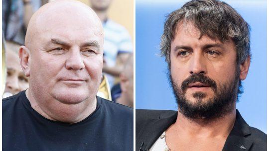 Dragan Marković Palma i Branislav Trifunović
