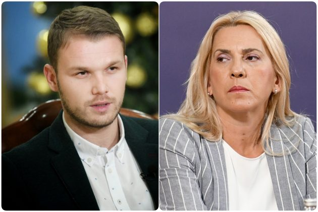 Drasko Stanivukovic i Zeljka Cvijanovic