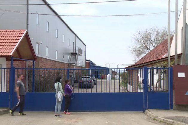 """Kineska fabrika za reciklažu """"Feitiansuje"""" u Perlezu"""