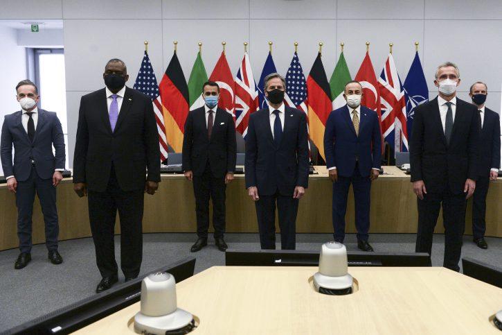 Brisel NATO sastanak
