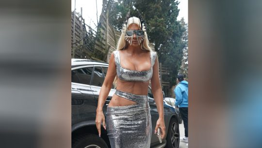 Jelena Karleuša, naočare