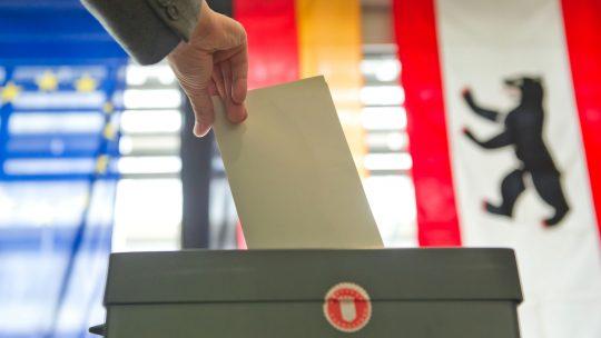 Nemacka glasanje izbori