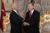 Dzo Bajden i Redzep Tajip Erdogan