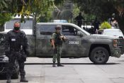 Meksiko kartel policija