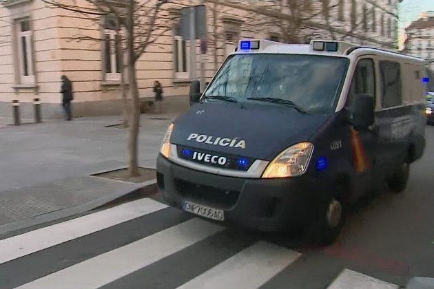 Spanija Madrid hapsenje