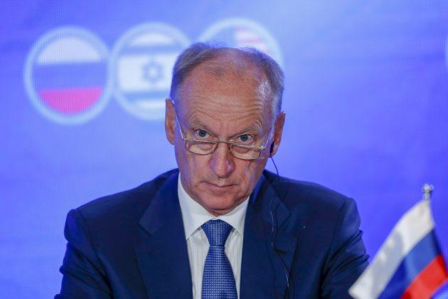 Nikolaj Patrušev