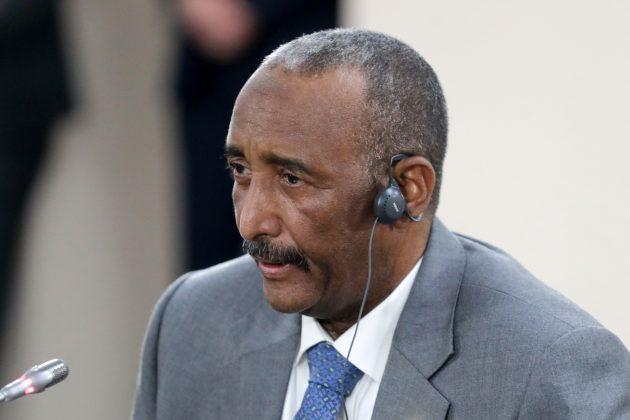 Abdel Fatah al-Burhan, Sudan