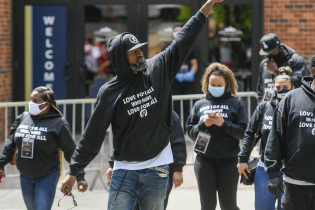 NBA o suđenju ubici Džorda Flojda