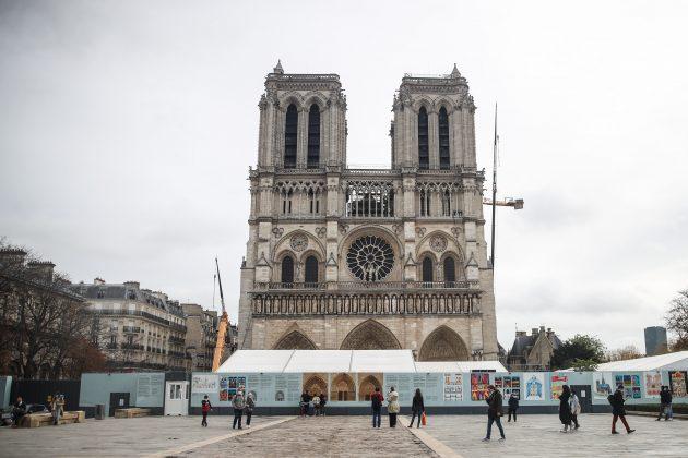 Notr Dam, Notre Dame, katedrala, Pariz