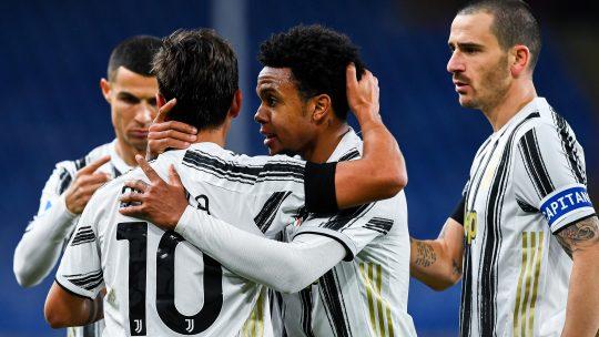 FK Juventus Paulo Dibala Vesto Mekeni
