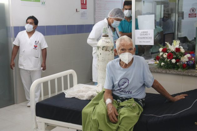 korona: bolnica