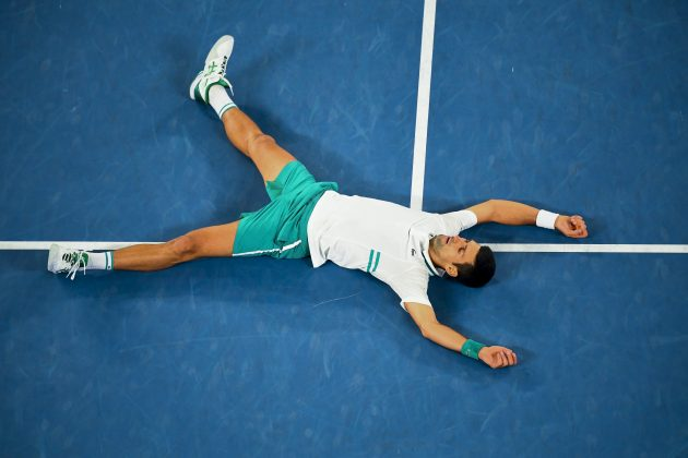 Novak Đoković Australijan open 2021