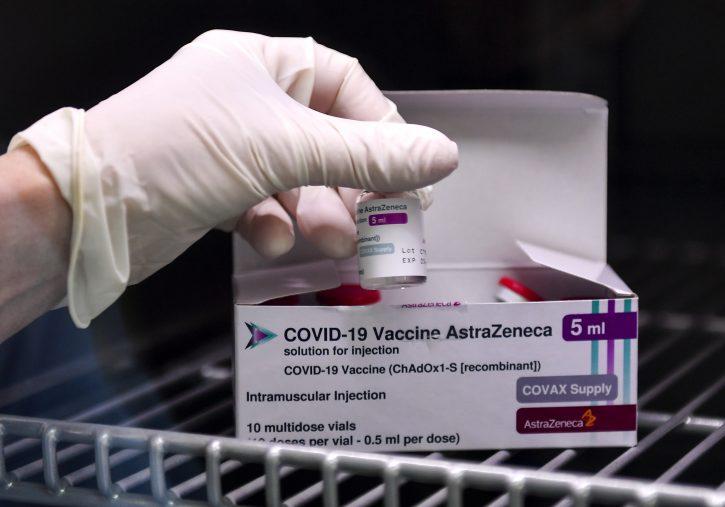 Astrazeneka vakcina