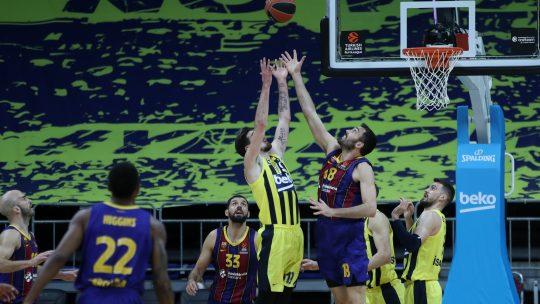 KK Fenerbahče, KK Barselona, Nikola Mirotić, Marko Gudurić