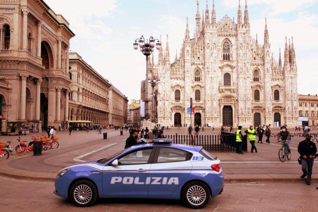 Italija Milano koronavirus