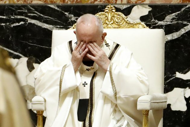 Papa Franja