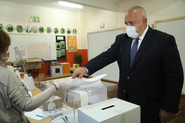 Bugarska izbori glasanje Bojko Borisov