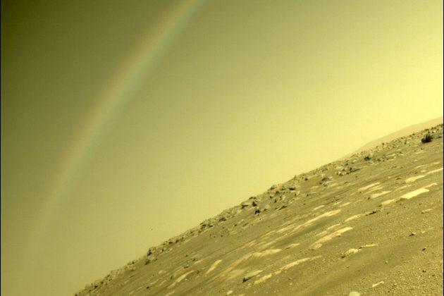 Mars duga
