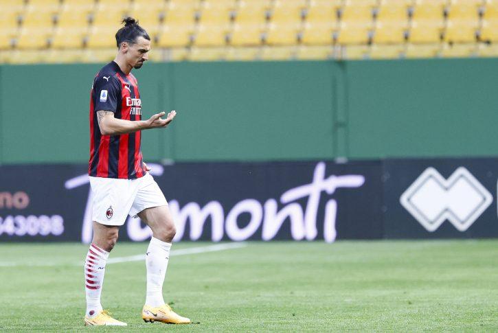 Parma vs AC Milan