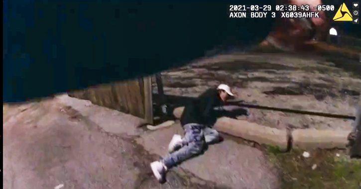 Adam Toledo; ubistvo; Čikago