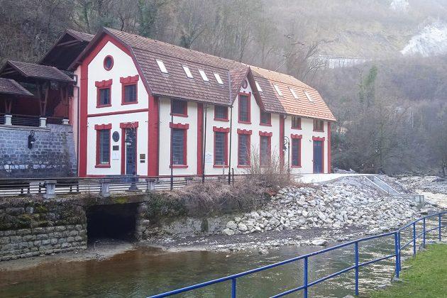 Hidrocentrala Uzice