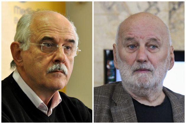 Kornelije Kovač i Zoran Simjanović