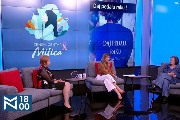 Vesna Bondzic i Mirjana Mimica