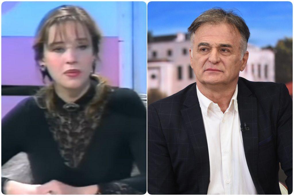 Merima Isakovic i Branislav Lecic