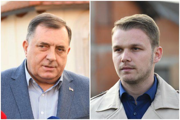 Milorad Dodik, Draško Stanivuković