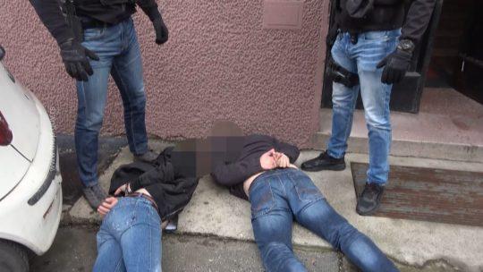 Uhapšeni državljani Gruzije i Ukrajine zbog teških krađa