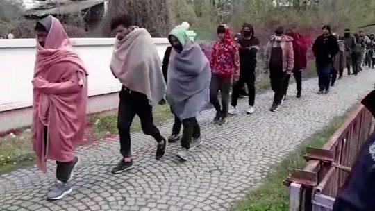 Iregularni migranti