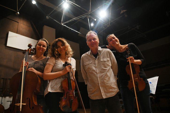 Dela Mocarta i Bramsa na kamernoj sceni Filharmonije