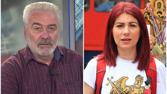 Branimir Nestorović, Jovana Stojković