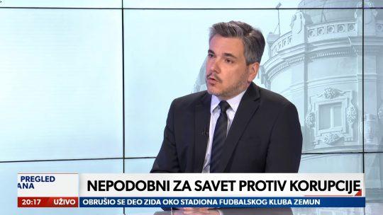 Vladimir Obradovic Pregled dana