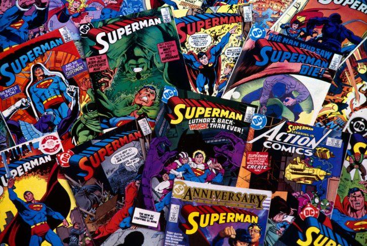 strip supermen