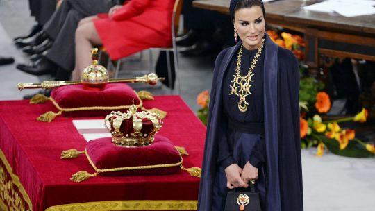 žena katarskog emira