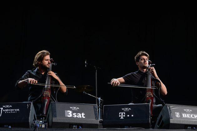 Stjepan Hauser, Luka Šilić, 2 Cellos