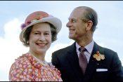 Princ Filip i kraljica