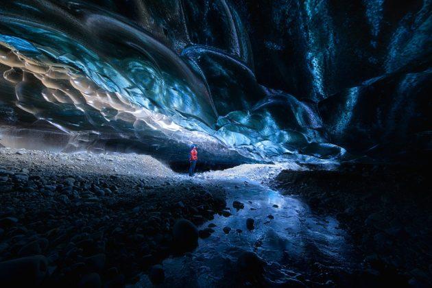 Plaža dijamanata na Islandu je kao s druge planete Island
