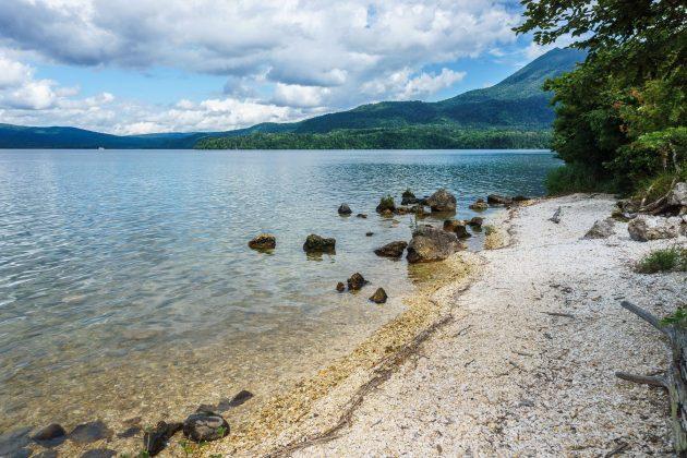 jezero mašu japan