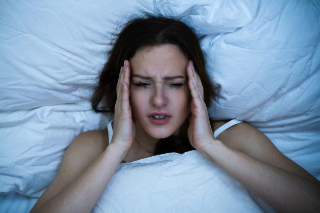 spavanje; glavobolja; insomnia