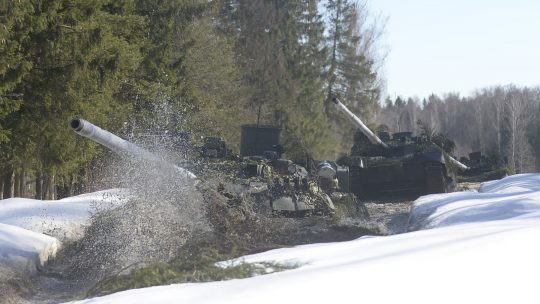 Rusija vojna vezba